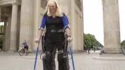 راه رفتن معلولین با اولین واکر هوشمند تأیید شده جهانی