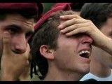 گریه سربازان ترسوی اسرائیلی