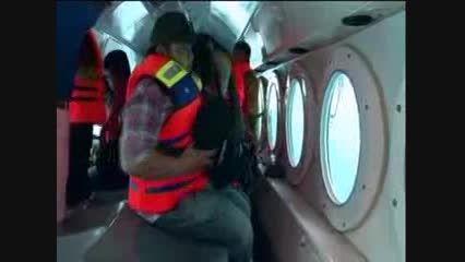 امکان سفر با زیردریایی در اندونزی فراهم شد