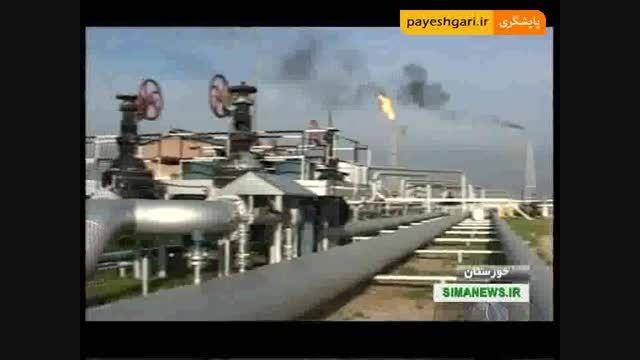 طرح های نفتی خوزستان