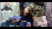 حلب - سرقت اموال و املاک مردم توسط مزدوران ارتش ازاد
