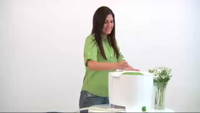 صرفه جویی در انرژی با لباس شویی بدون برق