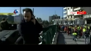 انفجار جنوب بیروت را به لرزه انداخت + فیلم