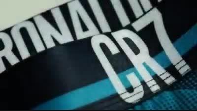 تبلیغ جدید کریستیانو رونالدو برای شرت برند CR7