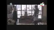 عرب نیا و پانته آ بهرام در سریال وکیل3