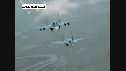 سوخوی ۳۴ فول بک جنگنده ی پیشرفته ی روسیه