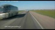 تصادف خودرو و متلاشی شدن خودرو +18
