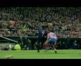 تکنیک بی نظیر لوییز فیگو در بارسلونا!!!