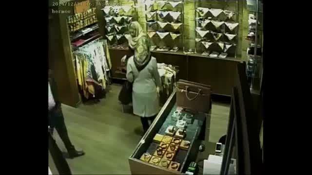 دزدی ایرانی خیلی شیک و مجلسی