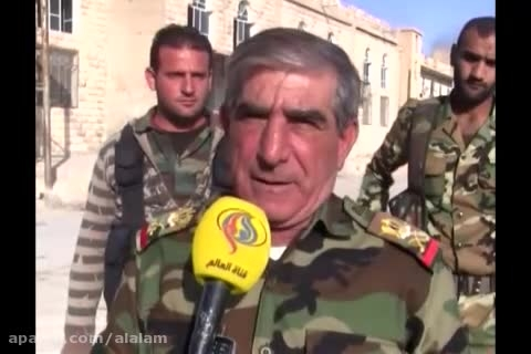 اولین دژ داعش در حومه حمص سقوط کرد