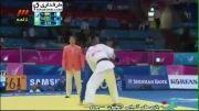 اینچئون؛ پیروزی قاسمی نژاد مقابل ترکمنستان (جودوی تیمی)