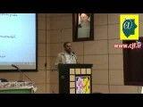 سخنرانی آقای محمد نادری از اعضای شورای مرکزی جبهه جهاد گران مجازی