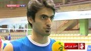 آخرین اخبار از وضعیت تیم ملی والیبال