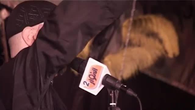 حیدر فیلی ( مداح کورد عراقی ) در آلمان  - فقط حیدر أمیر المؤمنین است ( فارسی )
