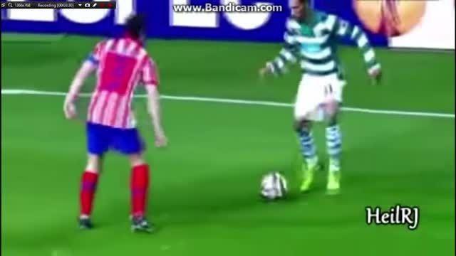 بهترین دریبل و لایی های فوتبال(قسمت 2)