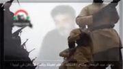اعدام یکی از اعضای هیئت رئیسه ارتش ازاد توسط داعش در لیبی