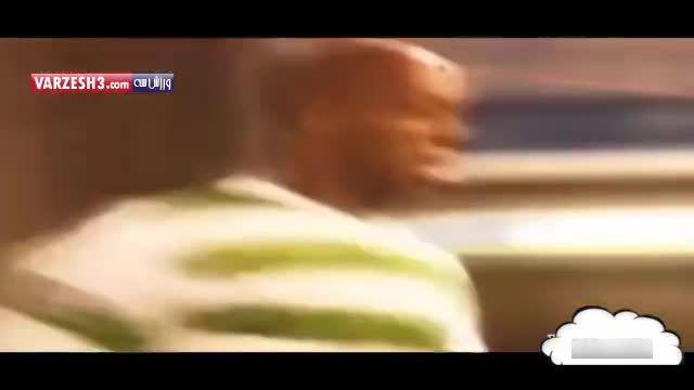 شوخی های جالب با ستارگان بزرگ فوتبال