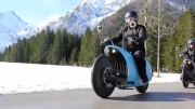 موتورسیکلت عجیب یوهامر