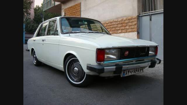 ایران خودرو از چراغ های این ماشین کپی کرده
