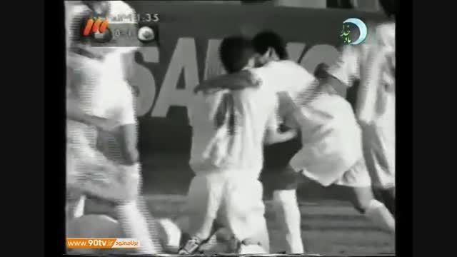 ایران 3-0 عربستان جام ملتهای آسیا 1996
