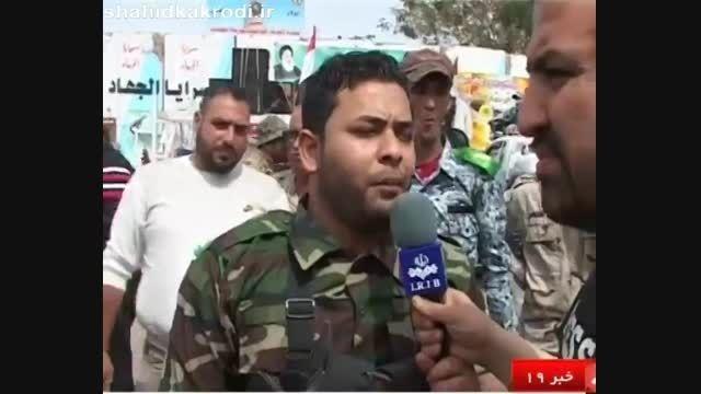 تحقیرآمریکا توسط نخست وزیر عراق/آمادگی برای انقراض داعش