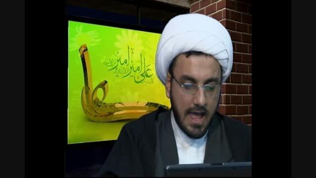 دلیل عجیب عمر بن خطاب برای توجیه ایستاده ادرار کردن!!!!