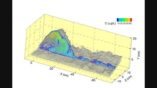 تخلیه فاضلاب سنگین و بسیار شور آب شیریکنها در محیط دریا