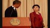 اوباما و نخست وزیر تایلند