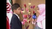 بهراد 6 ساله فرماندار شیراز شد!