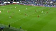 گل های بازی رئال مادرید 2 - 0 سویا
