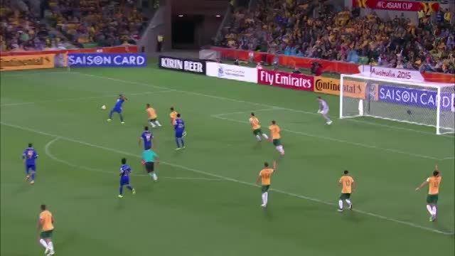 بهترین سیو های دور اول مقدماتی جام ملت های آسیا