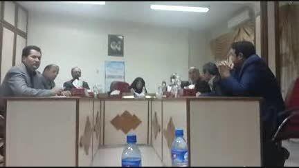 حواشی جلسه انتخابات هیئت رئیسه شورای اسلامی شهرمیانه
