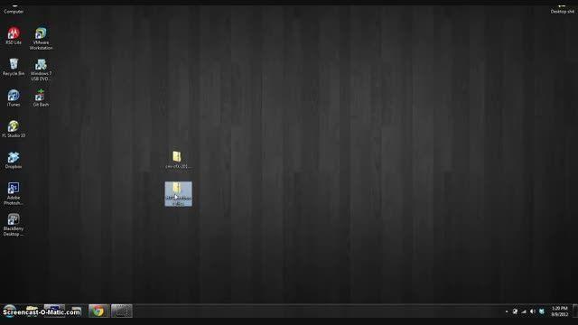 آموزش فلش فایل boot.img از طریق Fastboot