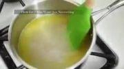 پخت شیرینی خامه ای در چند دقیقه