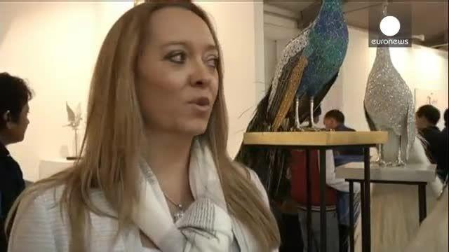 برگزاری نمایشگاه هنرهای تجسمی در دهلی نو