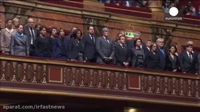 رییس جمهوری فرانسه خواستار بازبینی قانون اساسی کشورش شد
