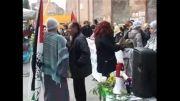 تجمع ضد اسراییلی در ایتالیا