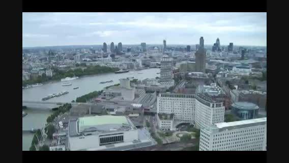 تصاویر زیبا از لندن درشب و روز