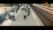 جلوگیری از خودکشی در مترو