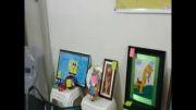 نمایشگاه آثار کار و فناوری