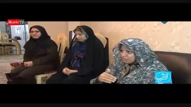 لحظه وداع با شهید غواص با اجرای سیدعلی ضیاء