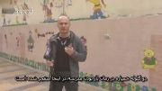 سوریه:1392/08/20:حمله خمپاره ای به یک دبستان-دمشق(زیرنویس)