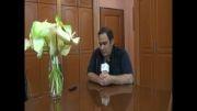 مصاحبه اختصاصی با آقای رضا داوودنژاد (بازیگر)