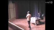 کارگاه مجری گری رضا رشیدپور (10) - اشتباهات رایج مجری