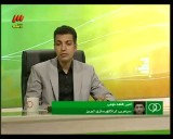 قلعه نوعی سرمربی تیم تراکتور سازی تبریز به فردوسی پور ساکت باش!