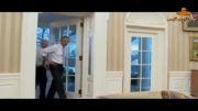 وقتی اوباما در کاخ سفید میدوید و ....