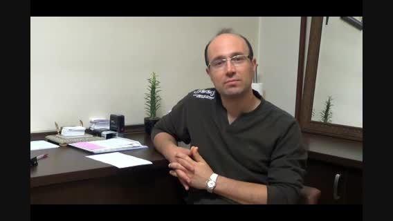 کلیپ شماره 9 - دکتر یحیوی - عوارض جراحی زیبایی بینی