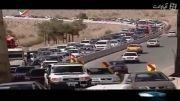 آمار جالب میزان تصادفات در ایران