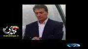 ناصر حجازی به عنوان تروریست در فیلم