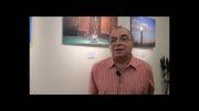 گفتگو با مسعود فروتن در نگارخانه ایوان